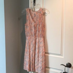 Rebecca Taylor Pink Summer Dress